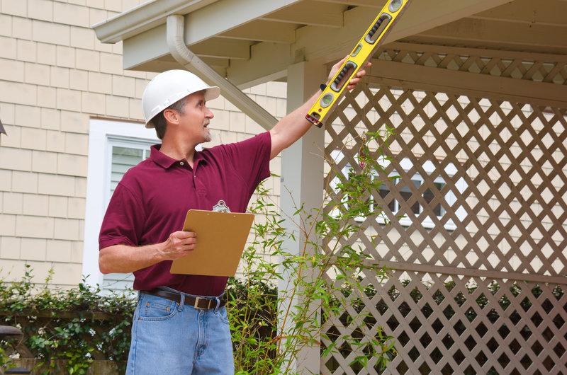 Exterior Home Inspector Tacoma
